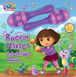 Dora the Explorer Rockin' Maraca Adventure