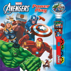 Marvel The Avengers Power Play