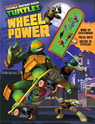 Teenage Mutant Ninja Turtles Wheel Power