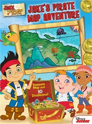 Disney Jake and the Neverland Pirates: Jake's Pirate Map Adventure