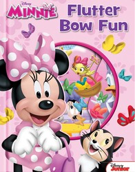 Disney Minnie Mouse  Flutter Bow Fun