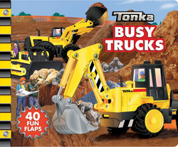 TONKA Busy Trucks