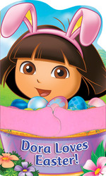Dora the Explorer Dora Loves Easter!