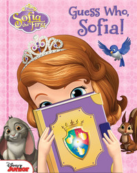 Disney Sofia the First: Guess Who, Sofia!