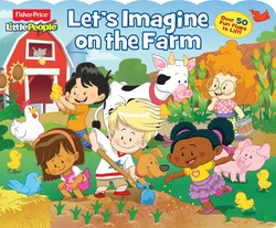Fisher-Price Little People Let's Imagine on the Farm