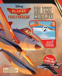 Disney Planes: Fire & Rescue: To the Rescue
