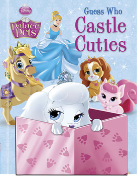 Disney Palace Pets Guess Who Castle Cuties
