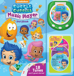Bubble Guppies Music Player Storybook