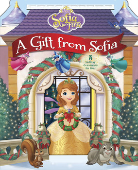 Disney Sofia the First: A Gift from Sofia