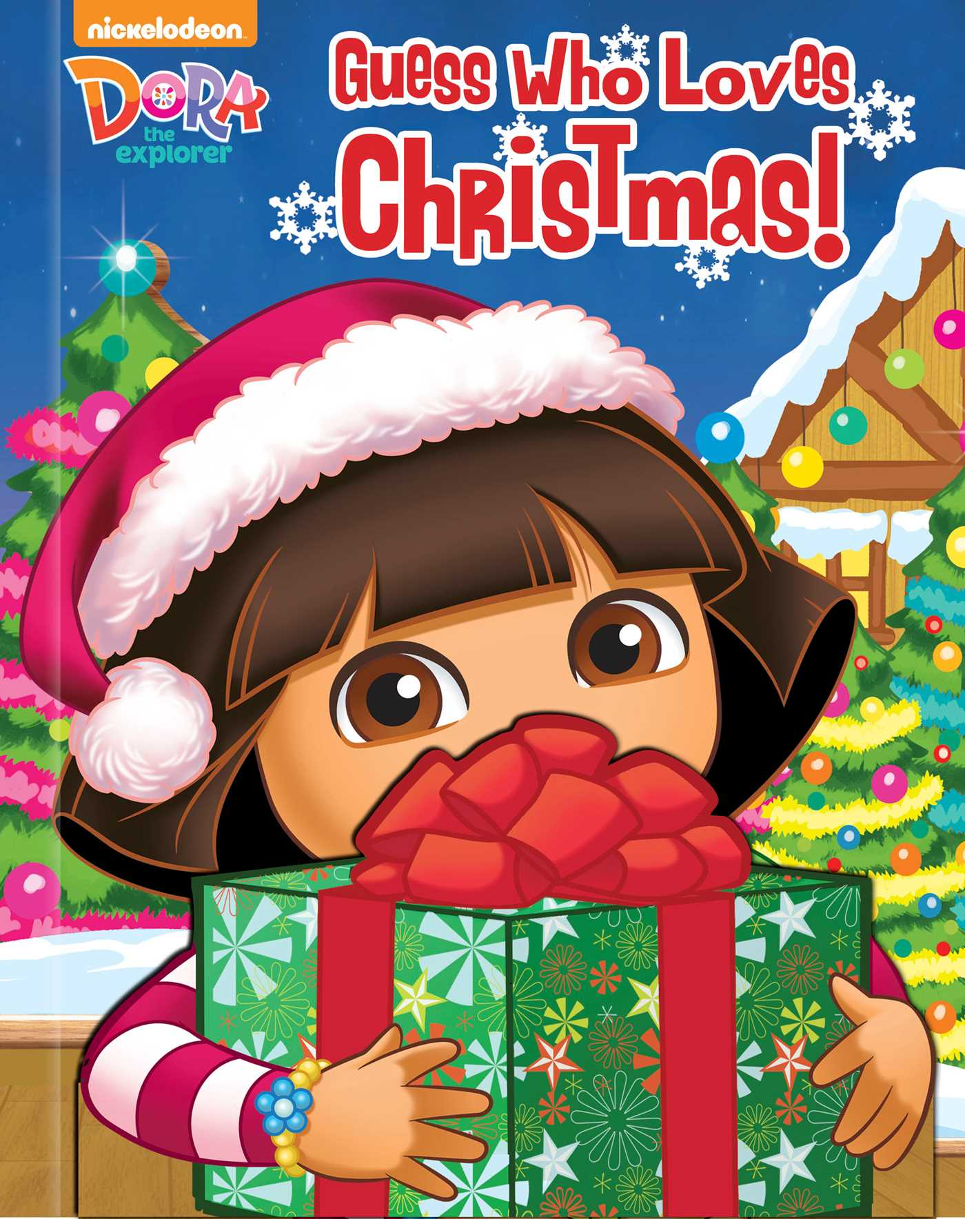 Dora the Explorer: Guess Who Loves Christmas! | Book by Martha T ...