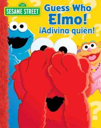 Sesame Street Guess Who, Elmo! Adivina quien!