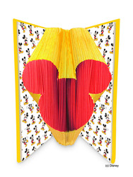 ArtFolds: Mickey Mouse