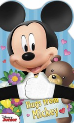 Disney Mickey Mouse Clubhouse: Hugs From Mickey