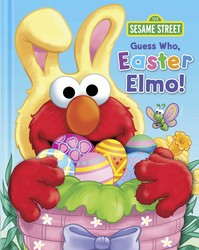 Sesame Street: Guess Who, Easter Elmo!