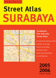 Surabaya Street Atlas First Edition