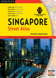 Singapore Street Atlas Third Edition