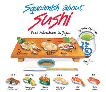 Squeamish About Sushi