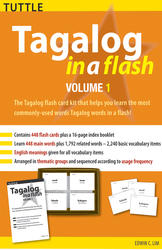 Tagalog in a Flash Kit Volume 1
