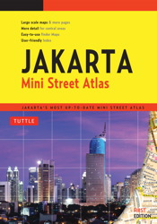 Jakarta Mini Street Atlas First Edition