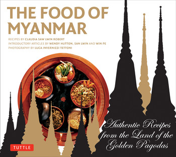 The Food of Myanmar