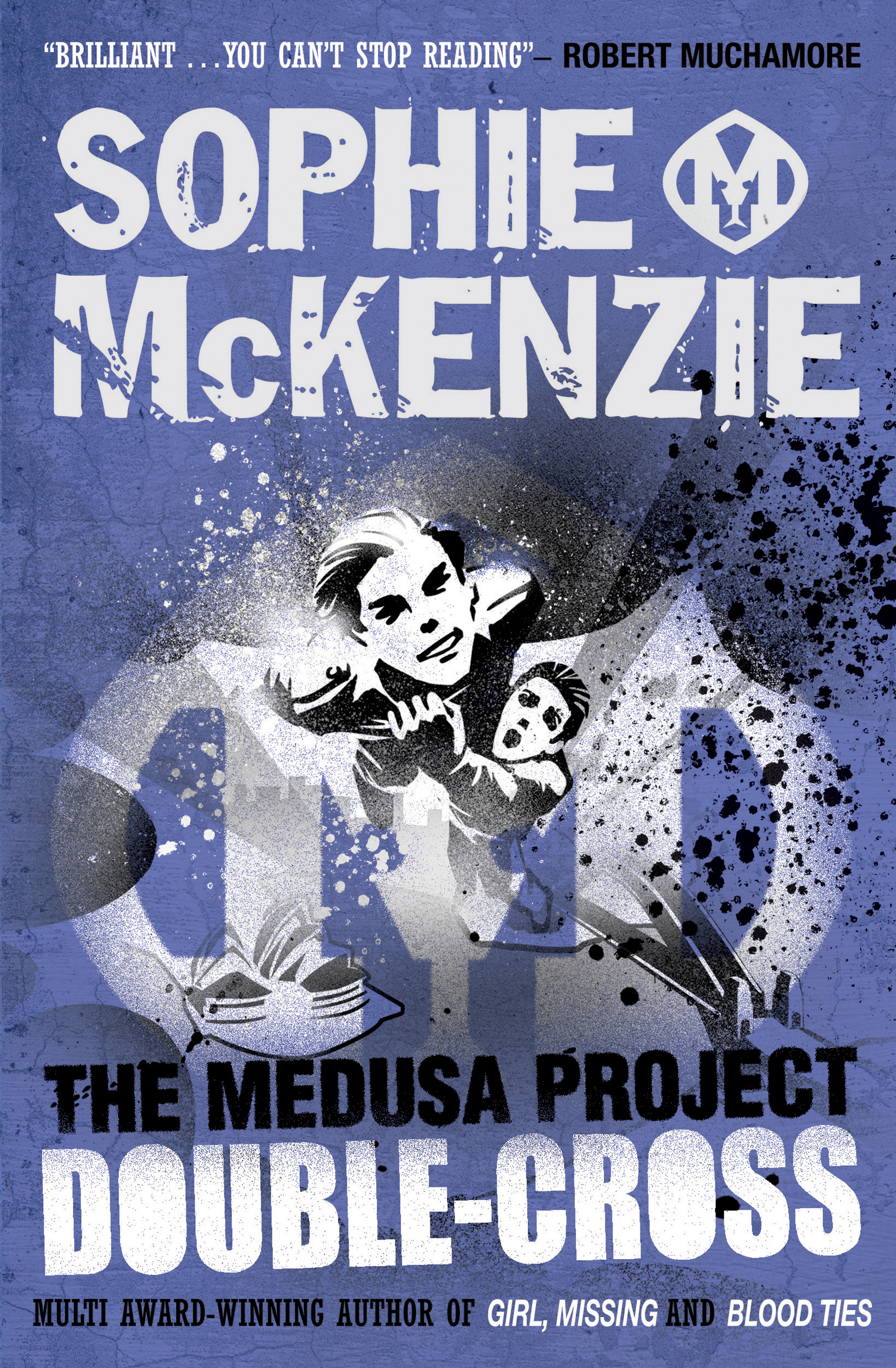 The medusa project double cross book by sophie mckenzie cvr9780857070692 9780857070692 hr fandeluxe Image collections