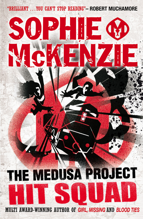 The medusa project hit squad book by sophie mckenzie official cvr9780857070715 9780857070715 hr fandeluxe Choice Image