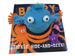 Barry the Fish with Fingers Tickle Hide & Seek