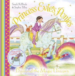 Princess Evie's Ponies: Diamond the Magic Unicorn