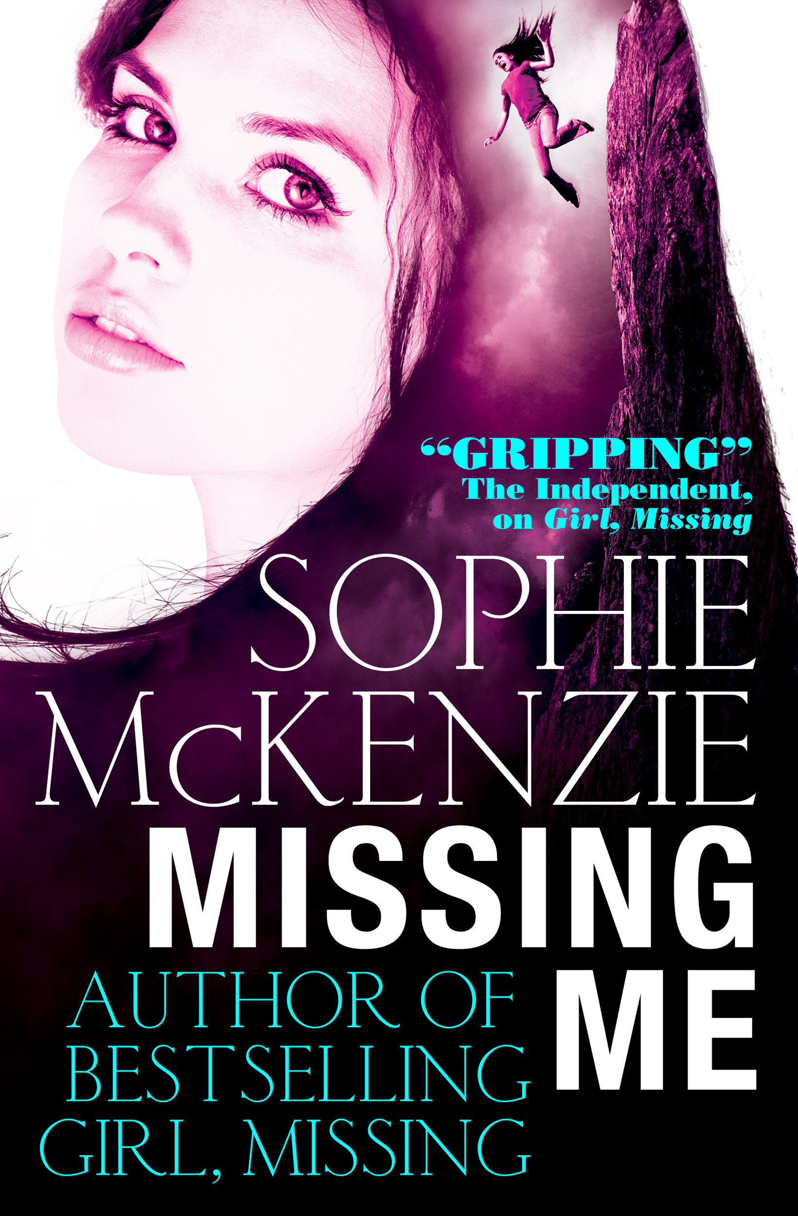 Missing me book by sophie mckenzie official publisher page cvr9780857077288 9780857077288 hr fandeluxe Choice Image