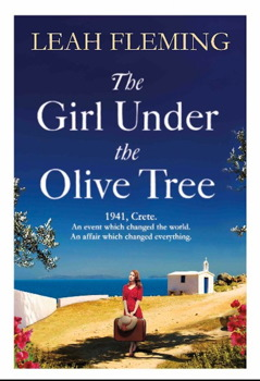 The Girl Under the Olive Tree