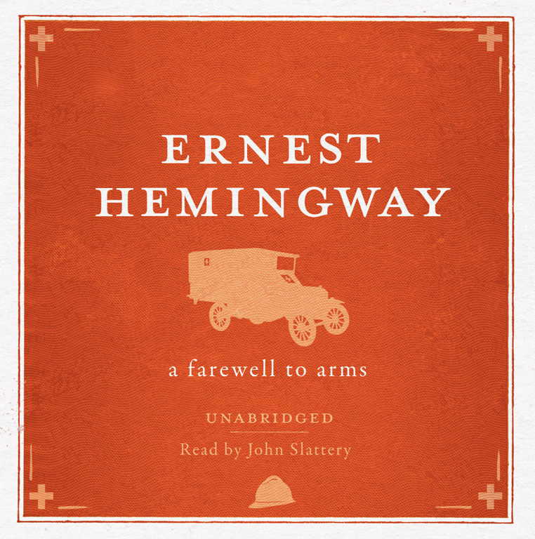 the symbol of darkness in a farewell to arms a novel by ernest hemingway Free essay: natural symbolism in a farewell to arms as with many other authors of fictional novels, ernest hemingway was often noted for his use of symbolism.