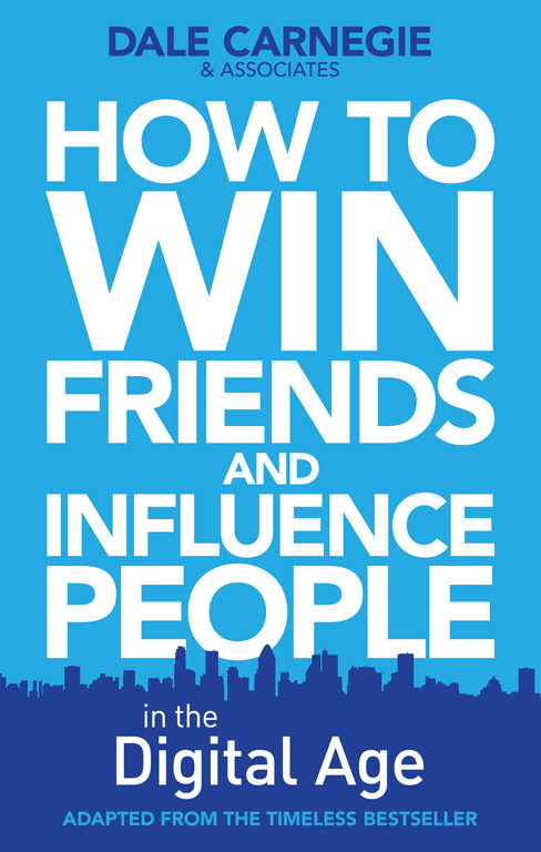 book how to win friends and influence pdf