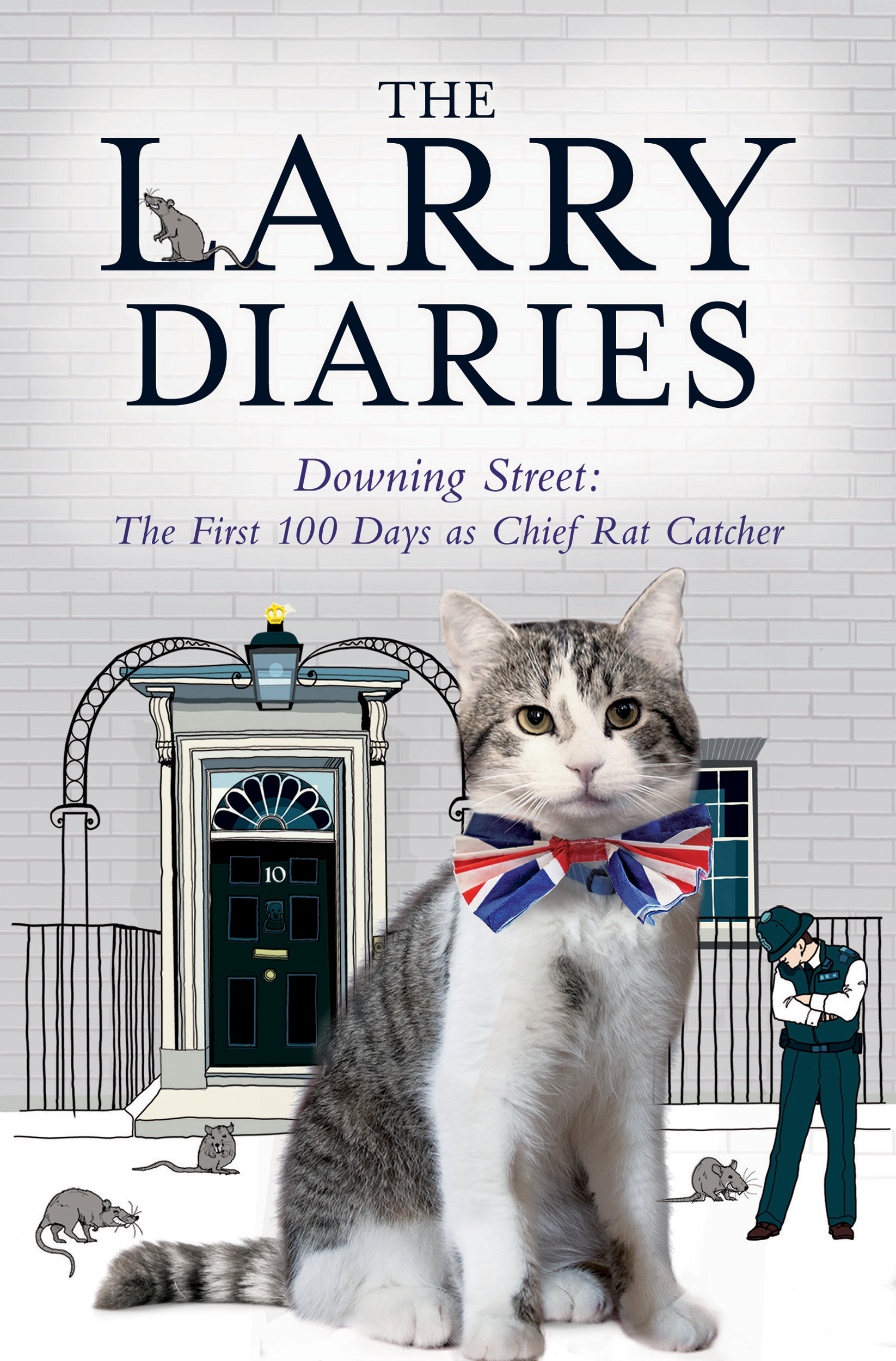 The larry diaries downing street the first 100 days ebook by cvr9780857207715 9780857207715 hr the larry diaries fandeluxe Document