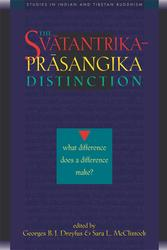 The Svatantrika-Prasangika Distinction