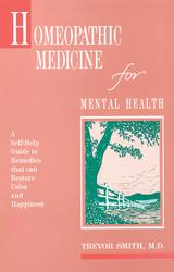 Homeopathic Medicine for Mental Health