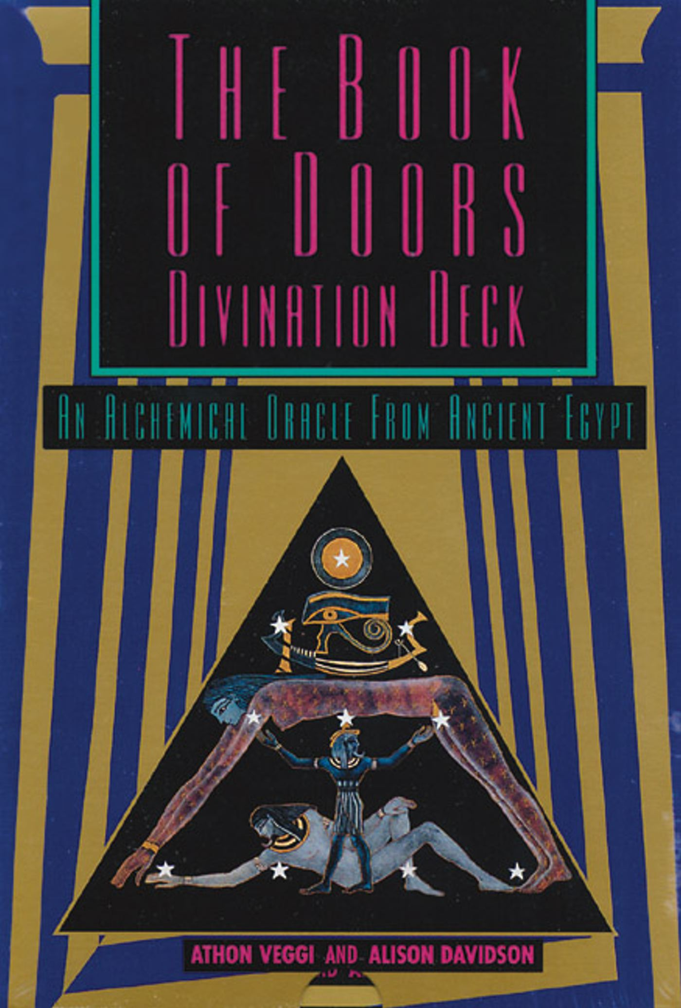 The Book Of Doors Divination Deck Book Summary Amp Video