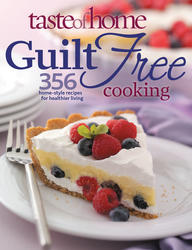 Taste of Home Guilt Free Cooking
