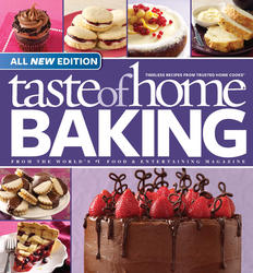 Taste of Home Baking, All NEW Edition