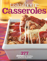 Taste of Home Casseroles