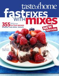 Taste of Home Fast Fixes with Mixes New Edition
