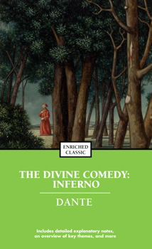 a literary analysis of dante through hell Dante alighieri - poet - the author  american poets, a biannual literary journal  it follow's dante's own allegorical journey through hell (inferno),.