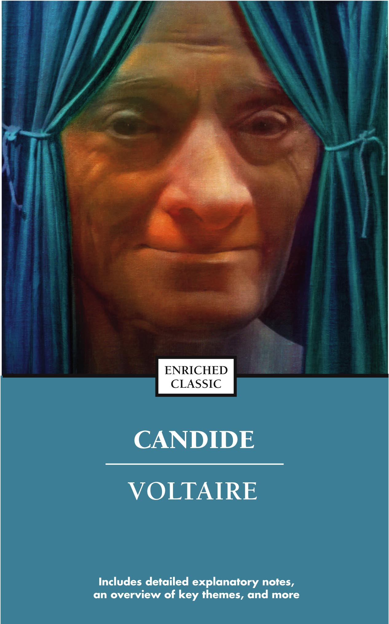 an overview of the innocent mans experiences in the novel candide by voltaire