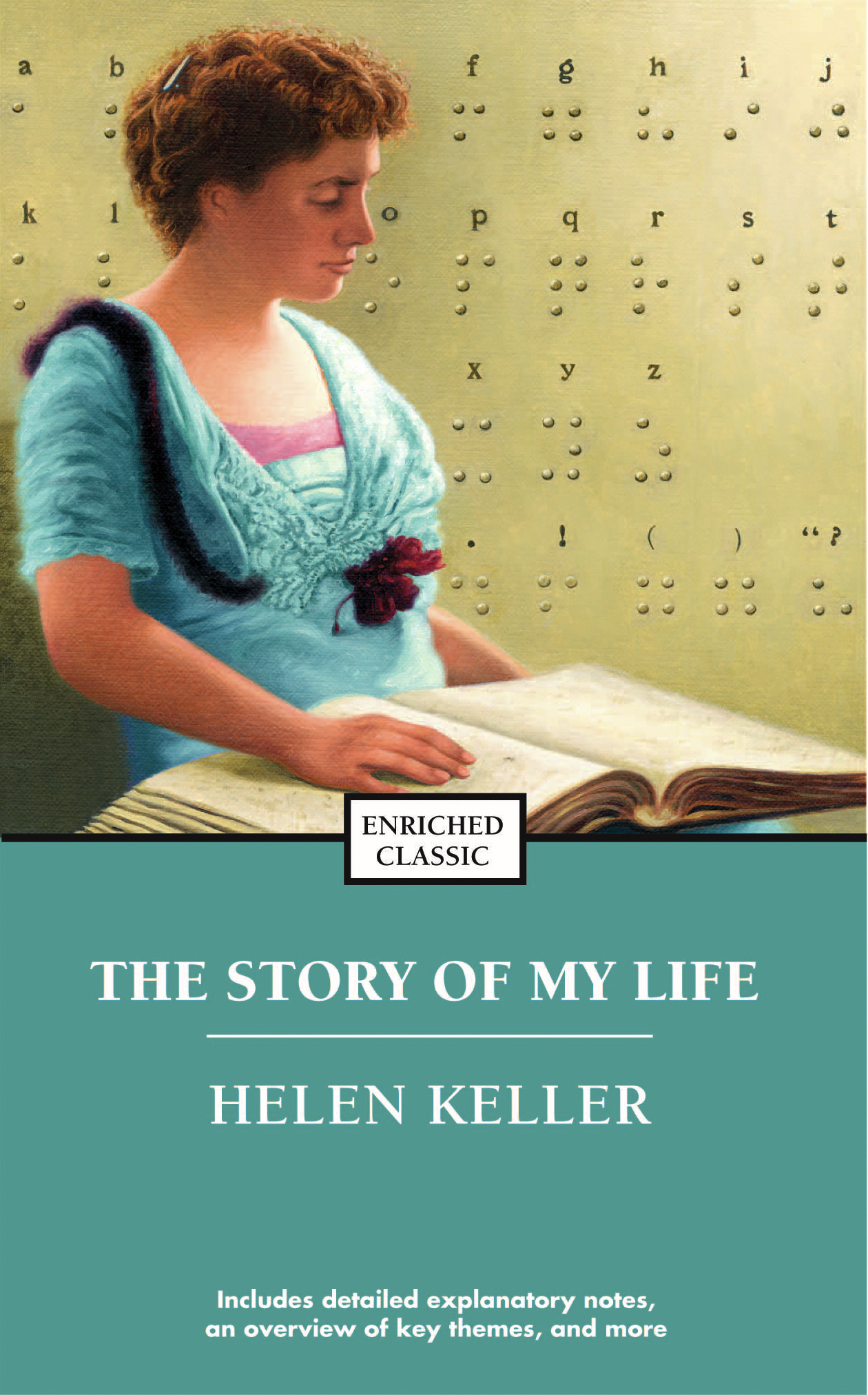 personal narrative the story of my life helen keller I would have not want to have lived the life that helen keller lived yeah she was a successful person but i wouldn't want to not have my sight or hearing she did figure out how to live with this even though it was tough.