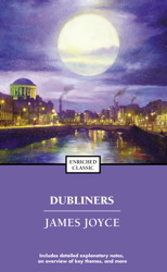 an analysis of the techniques used by james joyce in the book dubliners Some of the well known innovative techniques used by joyce  in joyce's works in dubliners, his book of short  analysis of the novel dubliners by james .