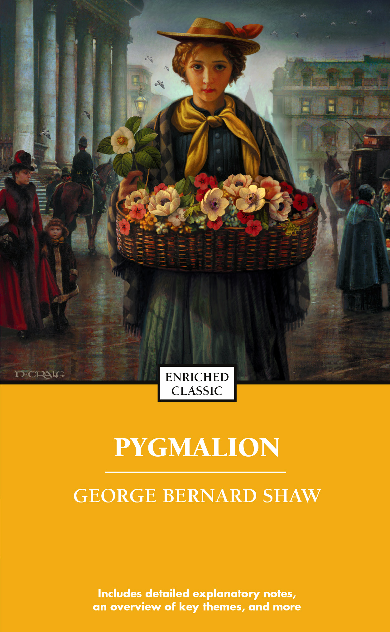 play analysis pygmalion Arguably, shaw's most famous play pygmalion was first performed in 1913   sounds and their production, transmission, and reception, and their analysis,.
