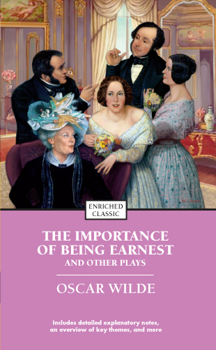 an analysis of social satire in the importance of being earnest by oscar wilde Use our free chapter-by-chapter summary and analysis of the importance of being earnest it helps middle and high school students understand oscar wilde's literary masterpiece.