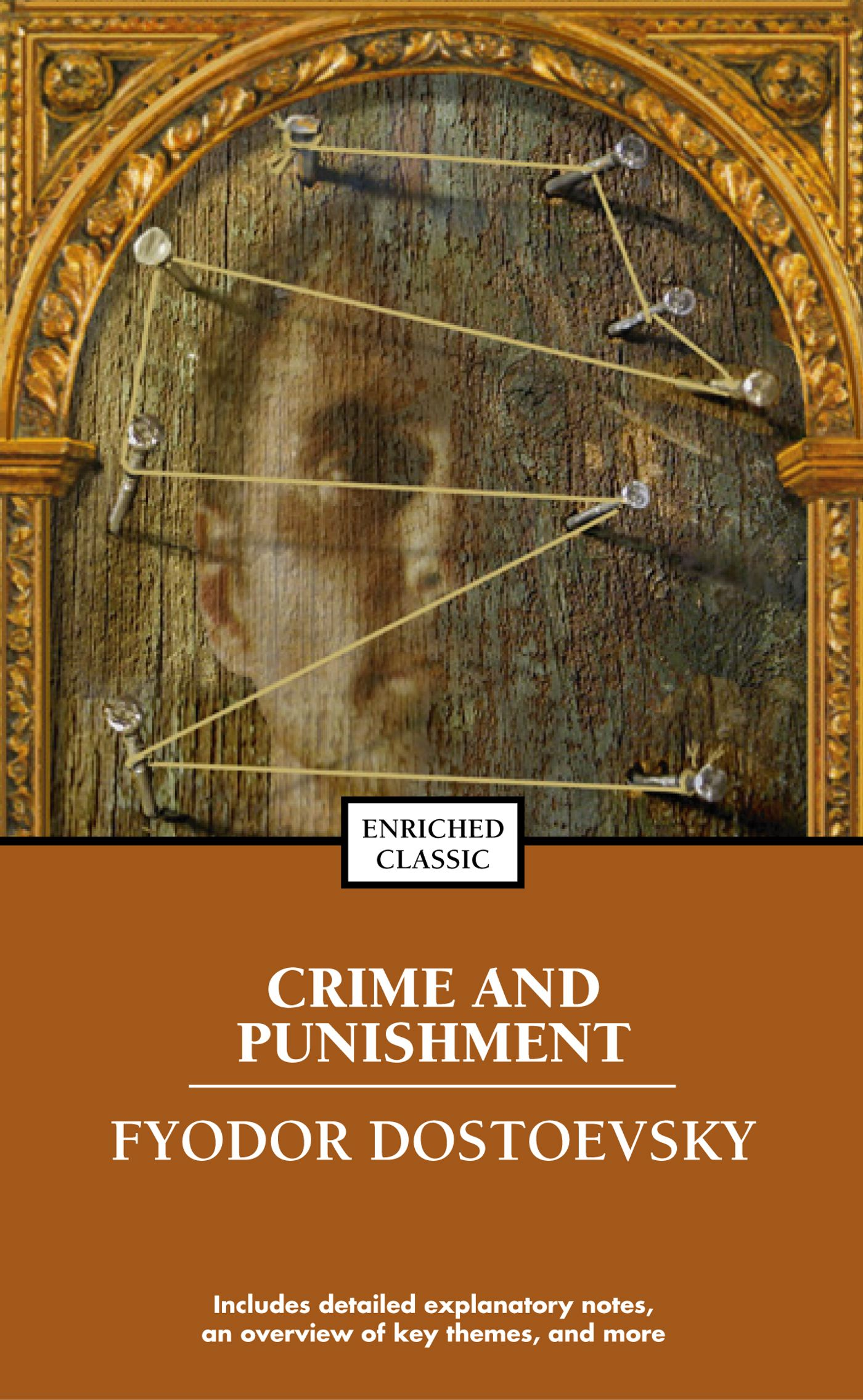 an analysis of guilt in demons and crime and punishment by fyodor dostoyevsky Crime and punishment part 7: summary & analysis the novel crime and punishment by fyodor dostoyevsky tells the his guilt and personal punishment push him so.