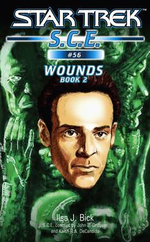 Star Trek: Wounds, Book 2