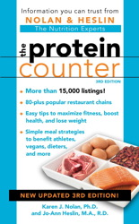 The Protein Counter 3rd Edition