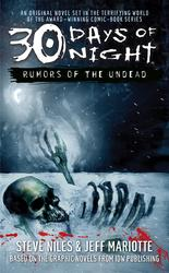 30 Days of Night: Rumors of the Undead book cover